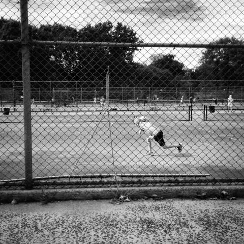 Tennis, Central Park