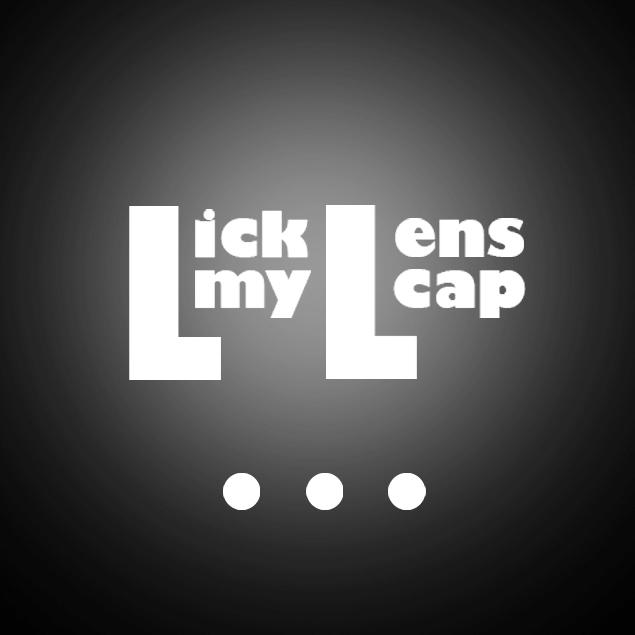 Lick My Lens Cap