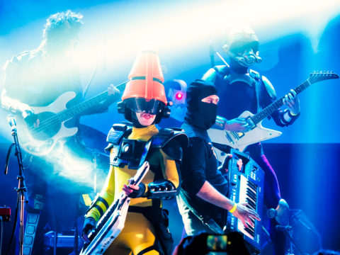 TWRP featuring Ninja Brian- Symphony in P Minor