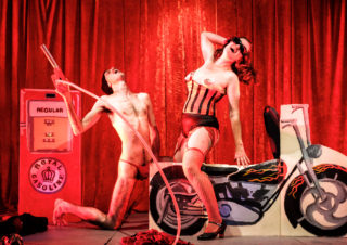 Toronto Burlesque Festival @ Super Wonder Gallery
