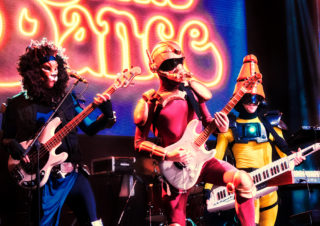 TWRP with NSP at REBEL